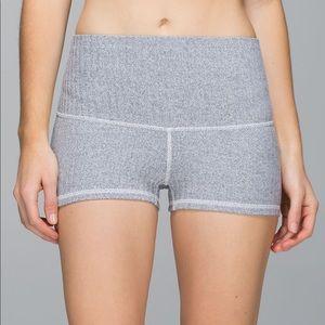Lululemon Herringbone Boogie Shorts
